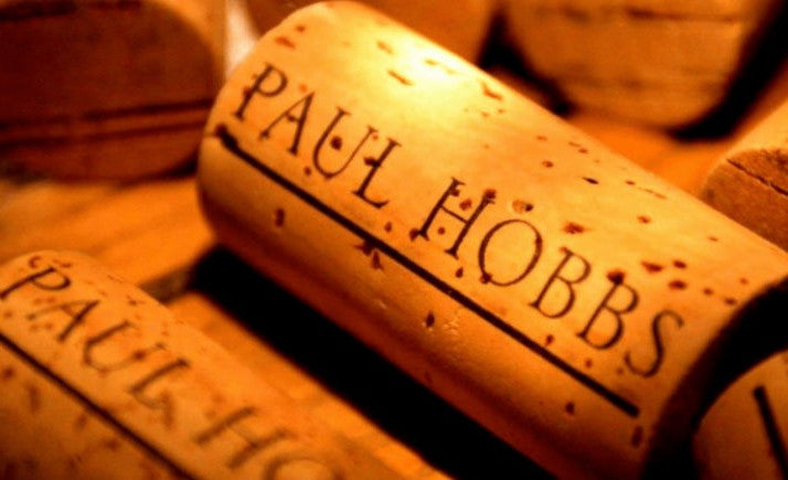 PAUL HOBBS WINERY CABERNET
