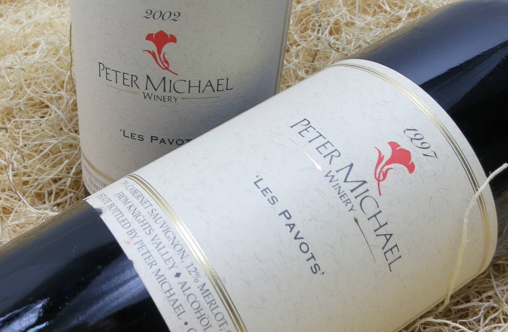 PETER MICHAEL LES PAVOTS PROPRIETARY RED