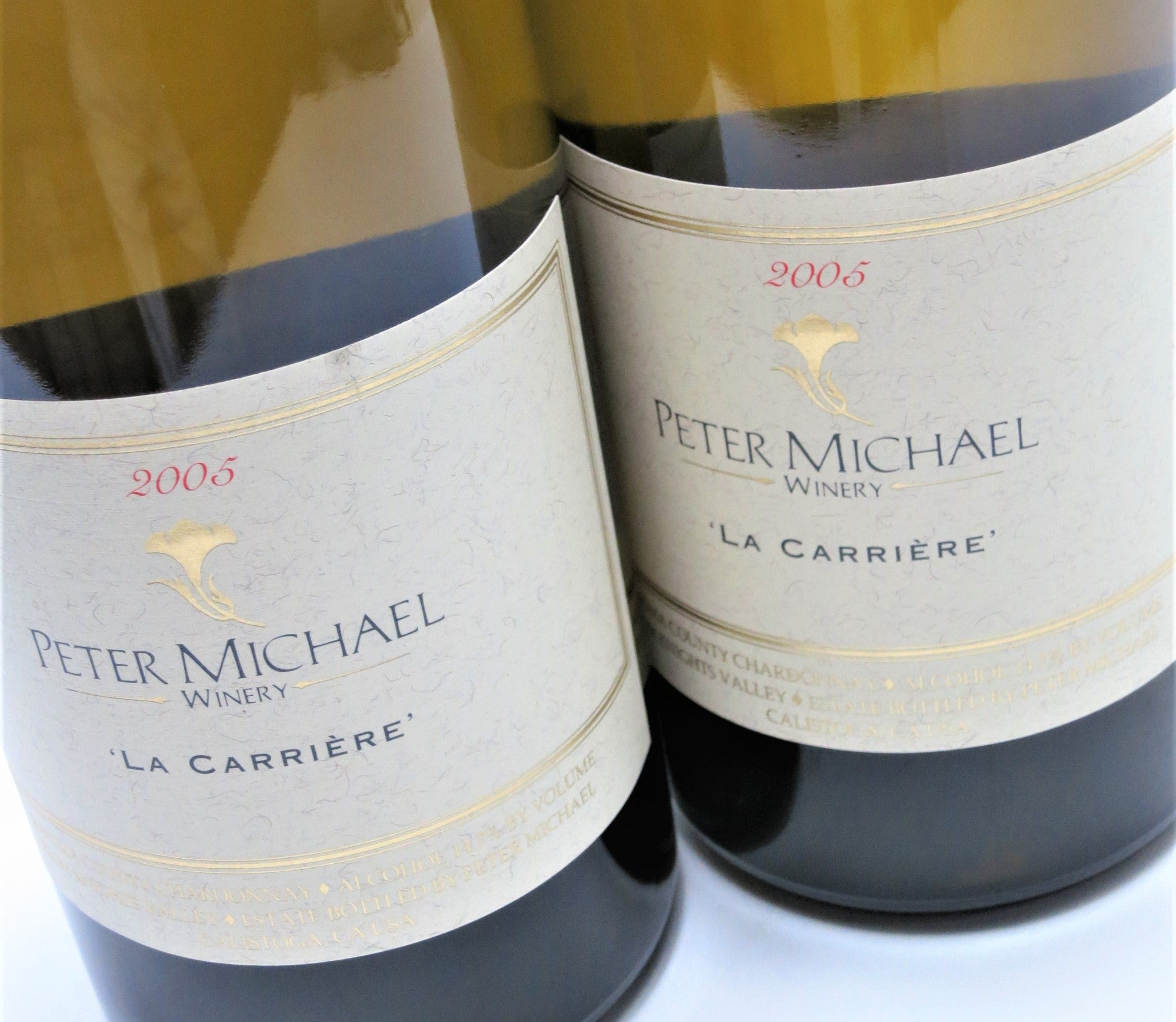 PETER MICHAEL CHARDONNAY MAGNUMS