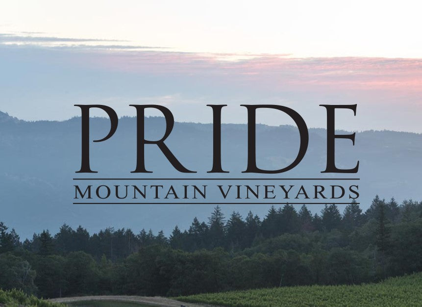 PRIDE MOUNTAIN VINEYARDS MERLOT