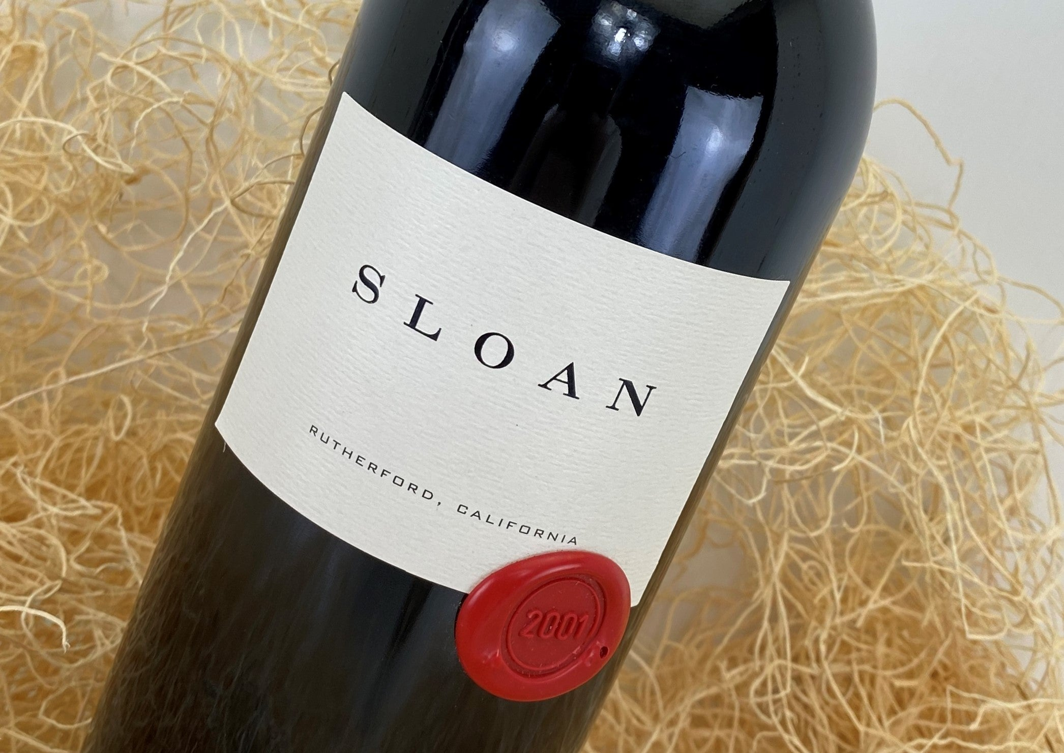 SLOAN ESTATE PROPRIETARY RED