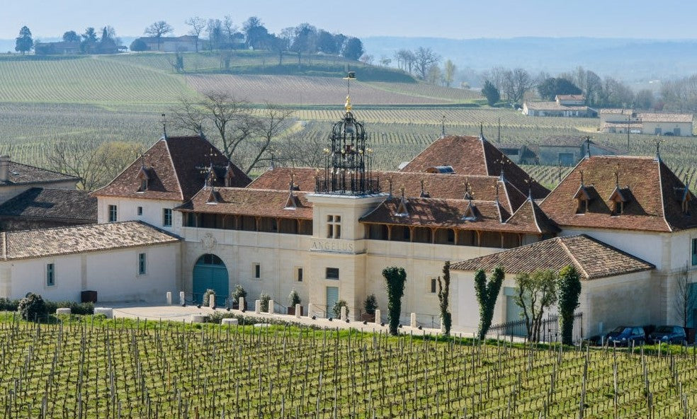CHATEAU ANGELUS SAINT EMILION BORDEAUX