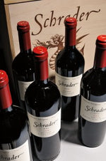 2003 Schrader Cellars T-6 Beckstoffer To Kalon Vineyard Cabernet - 99 pts - 750ml