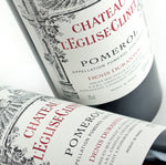 1989 L'Eglise Clinet Pomerol Bordeaux - 100 pts - 750ml
