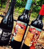 2006 Mollydooker Blue Eyed Boy Shiraz - 96 pts - 750ml
