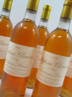 2007 Chateau Climens Sauternes - 98 pts - 375ml