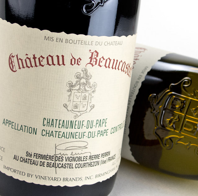 1989 Chateau Beaucastel CDP Magnum - 97 pts - WOY - 1500ml