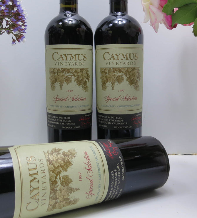2002 Caymus Vineyards Special Selection Cabernet - 750ml