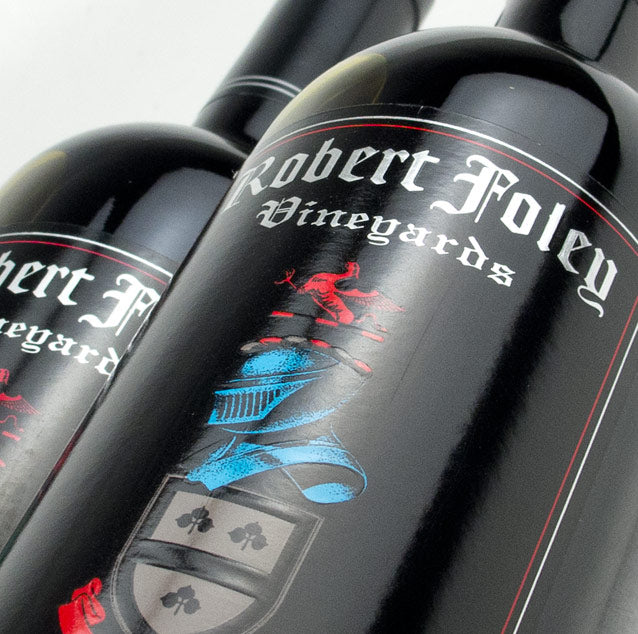 2004 Robert Foley Claret Magnum - 95 pts - 1500ml