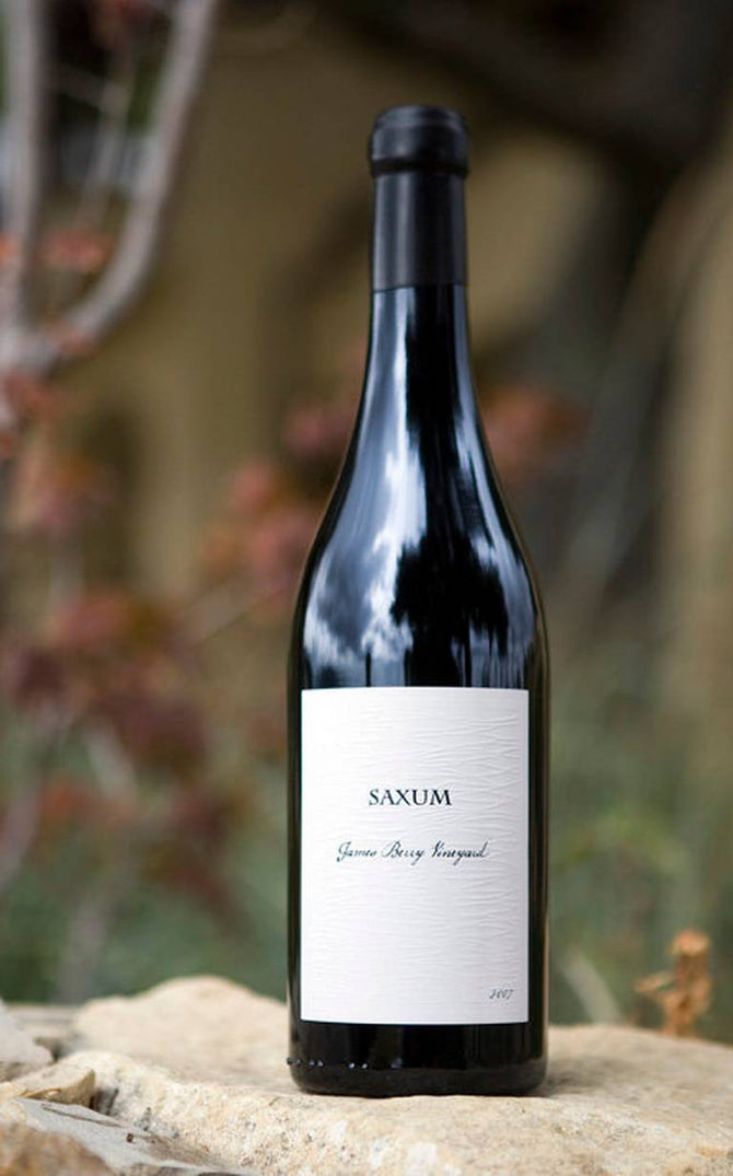 2007 Saxum James Berry Vineyard Proprietary Red - 100 pts - 750ml