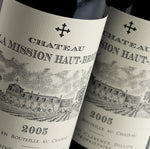 1955 Chateau La Mission Haut Brion Bordeaux - 100 pts - 750ml