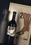 2001 Sine Qua Non On Your Toes - 99 pts -  OWC - 2 x 750ml