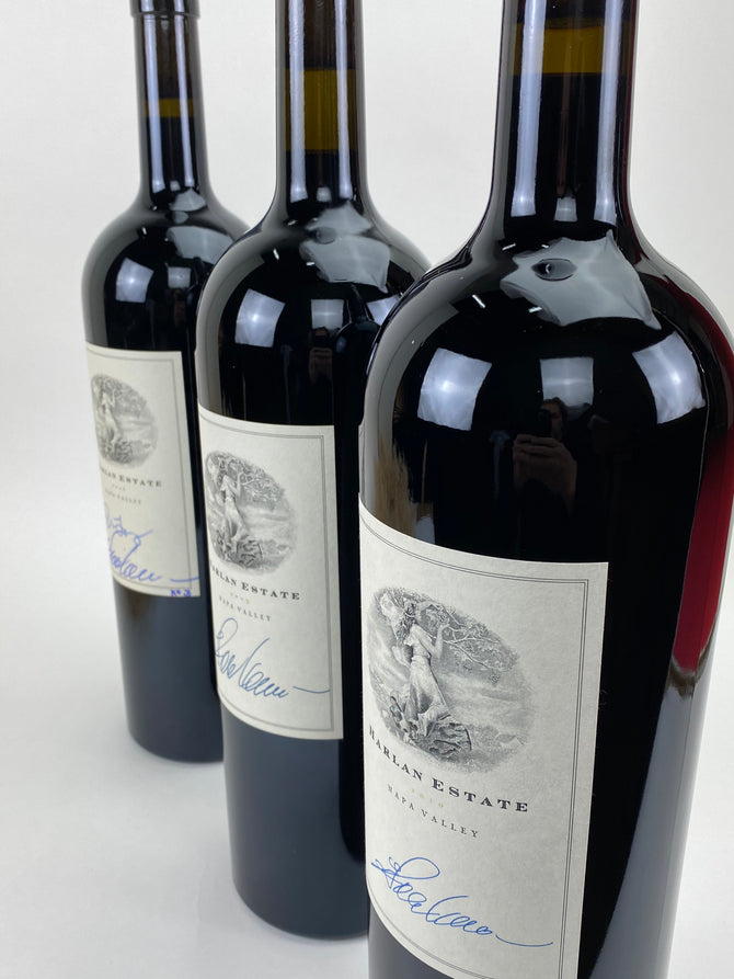 1991 Harlan Estate Cabernet Double Magnum - 98 pts - 3000ml