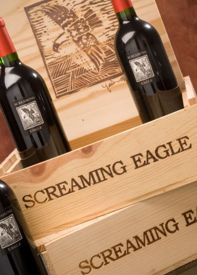 2001 Screaming Eagle Cabernet - OWC 3 x 750ml