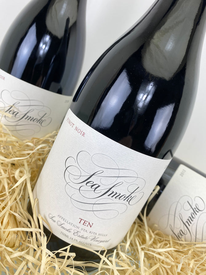 2004 Sea Smoke Estate Ten Pinot Noir - 750ml