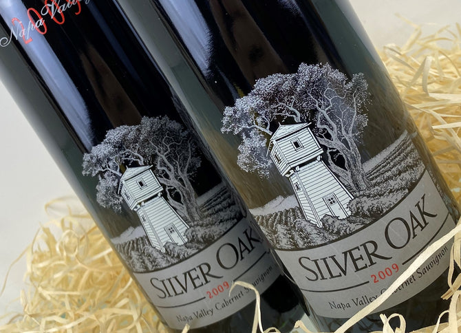 1992 Silver Oak Napa Cabernet - 750ml