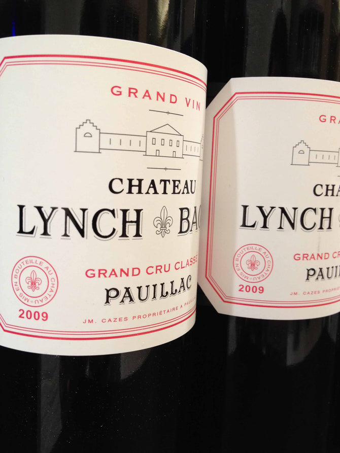 1995 Chateau Lynch-Bages Bordeaux - 750ml