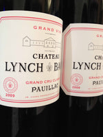 1990 Chateau Lynch-Bages Bordeaux - 99 pts - 750ml