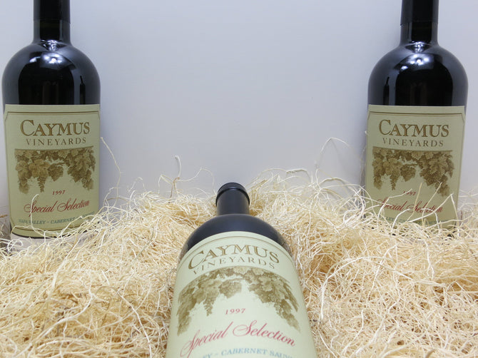 1994 Caymus Napa Valley Cabernet - 750ml