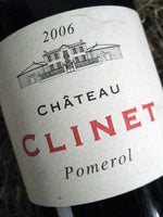 2009 Chateau Clinet Pomerol Bordeaux - 100 pts - 750ml