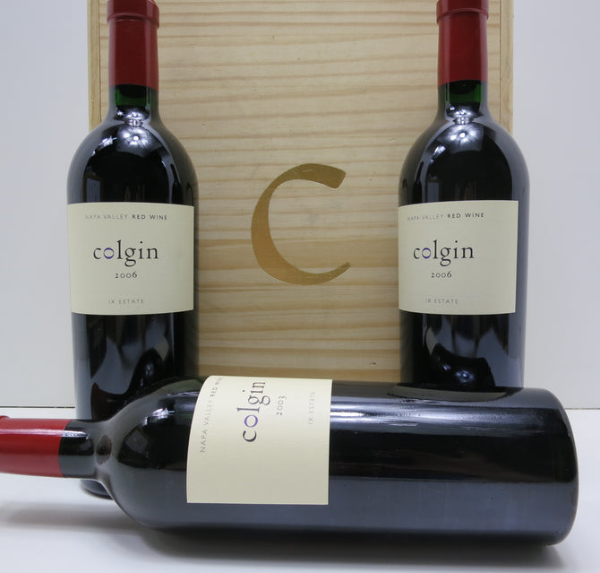 2007 Colgin Cellars IX Estate Proprietary Red - 100 pts - 750ml