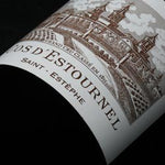 1959 Chateau Cos d'Estournel Bordeaux - 750ml
