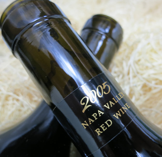 2004 Dancing Hares Vineyard Cabernet - 750ml
