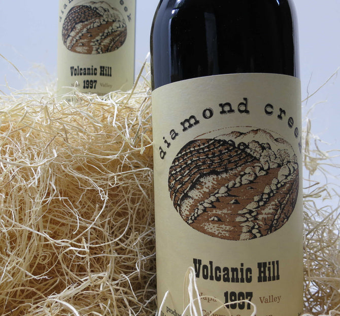 1992 Diamond Creek Lake Vineyard Cabernet - 750ml