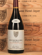 1986 Domaine Henri Jayer Richebourg Grand Cru Burgundy - 750ml