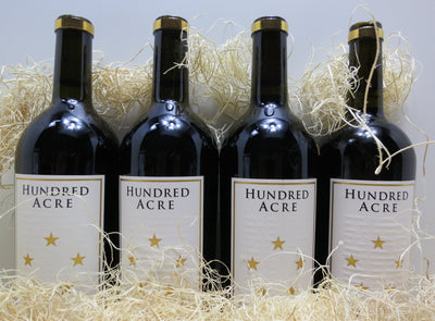 2002 Hundred Acre Kayli Morgan Cabernet - 100 pts - 750ml