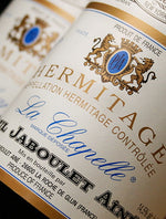 1961 Paul Jaboulet Aine Hermitage la Chapelle - 100 pts - 750ml