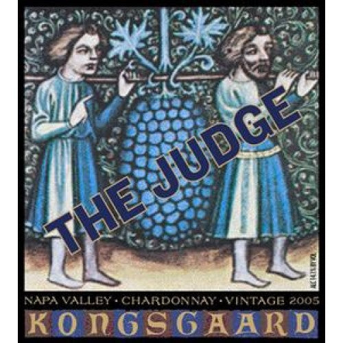 2004 Kongsgaard The Judge Chardonnay - 98 pts - 750ml