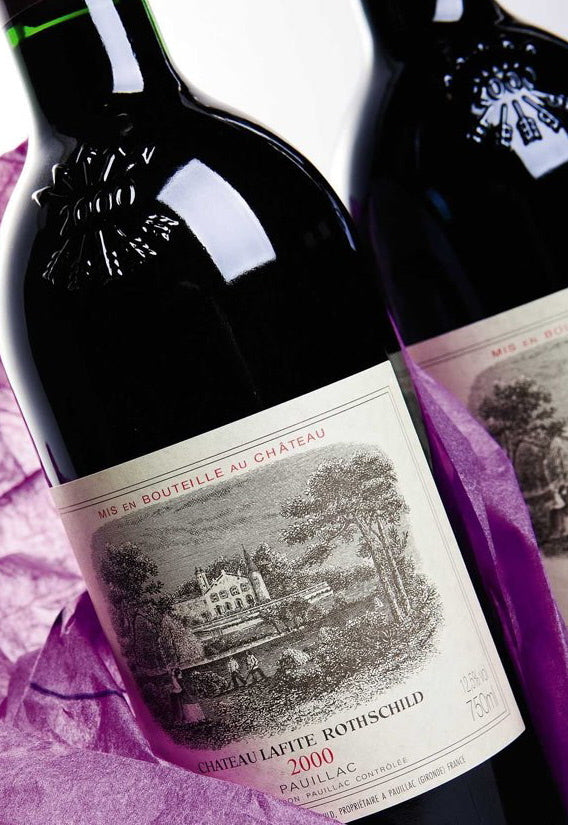 1961 Chateau Lafite-Rothschild Bordeaux - 750ml