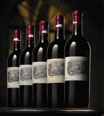 1982 Chateau Lafite-Rothschild Bordeaux Double Magnum - 100 pts - 3000ml