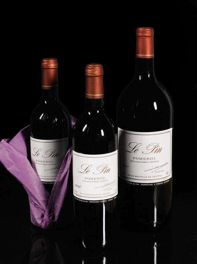 2000 Le Pin Bordeaux Rare Double Magnum - 3000ml
