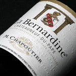 1998 Chapoutier Chateauneuf du Pape Barbe Rac - 94 pts - 750ml