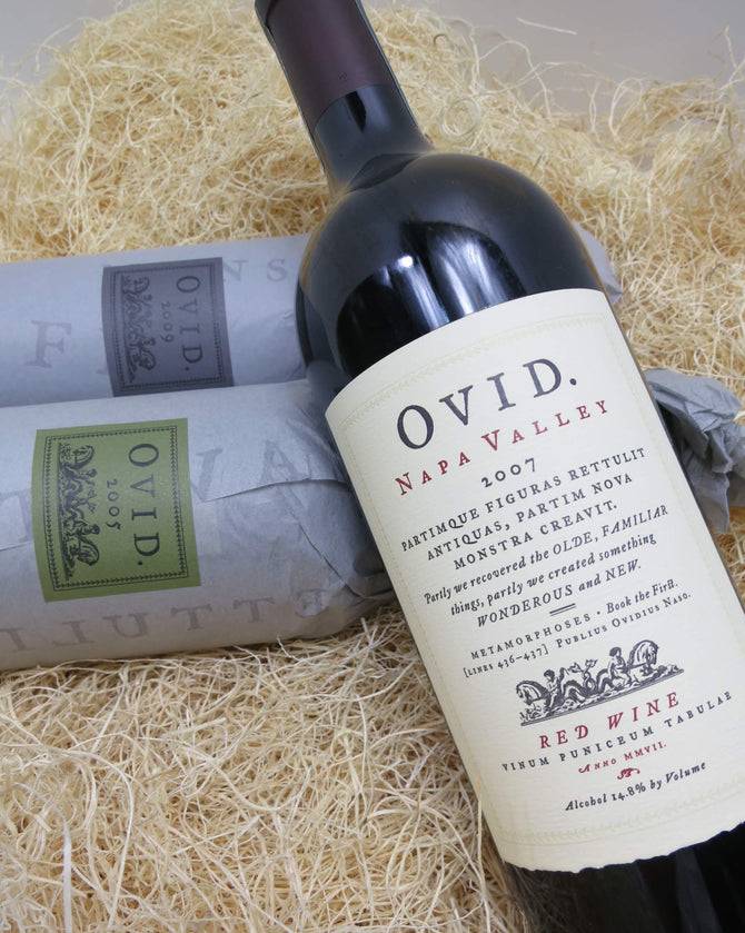 2007 Ovid Winery Proprietary Red Magnum - 97 pts - 1500ml