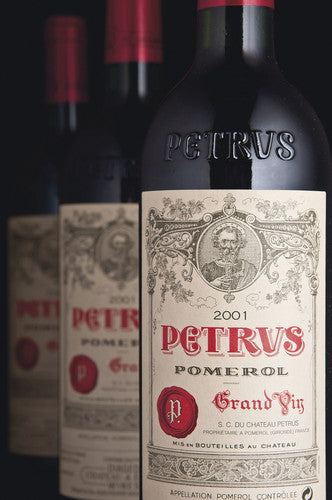 1961 Petrus Bordeaux - 100 pts - 750ml