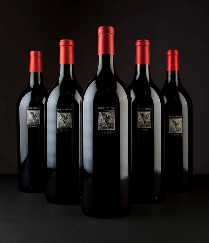 2001 Screaming Eagle Cabernet Magnum - 1500ml