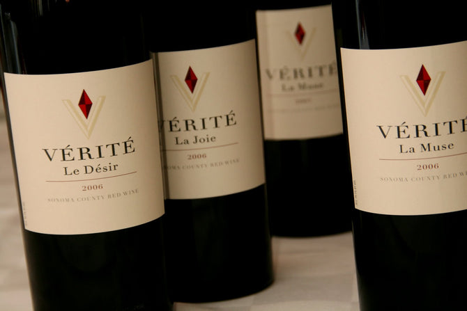 2005 Verite La Joie Proprietary Blend - 100 pts - 750ml