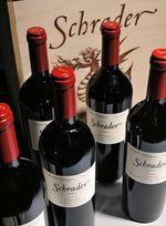 2010 Schrader Cellars Cabernet Collection - OWC - 5 x 750ml