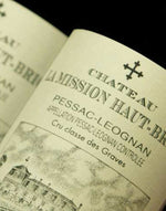 1989 Chateau La Mission Haut Brion Bordeaux Double Magnums - 100 pts - OWC 3 x 3000ml