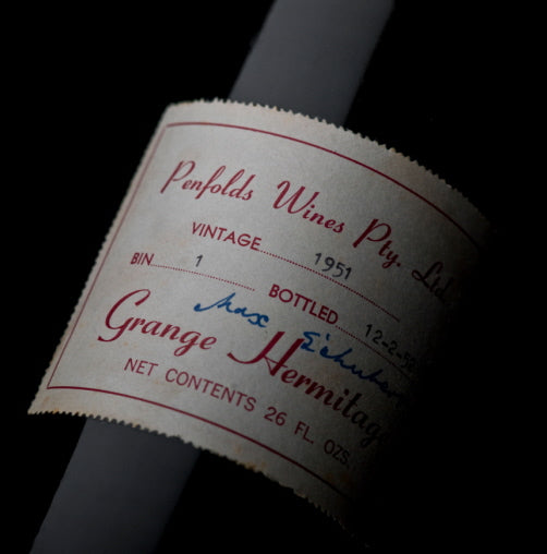 1991 Penfolds Grange Bin 95 Shiraz - 750ml