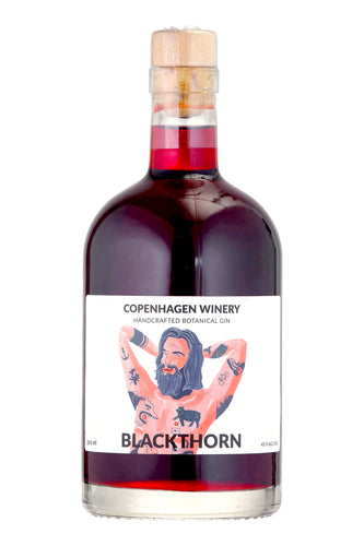 blackthorn slåen gin copenhagen winery