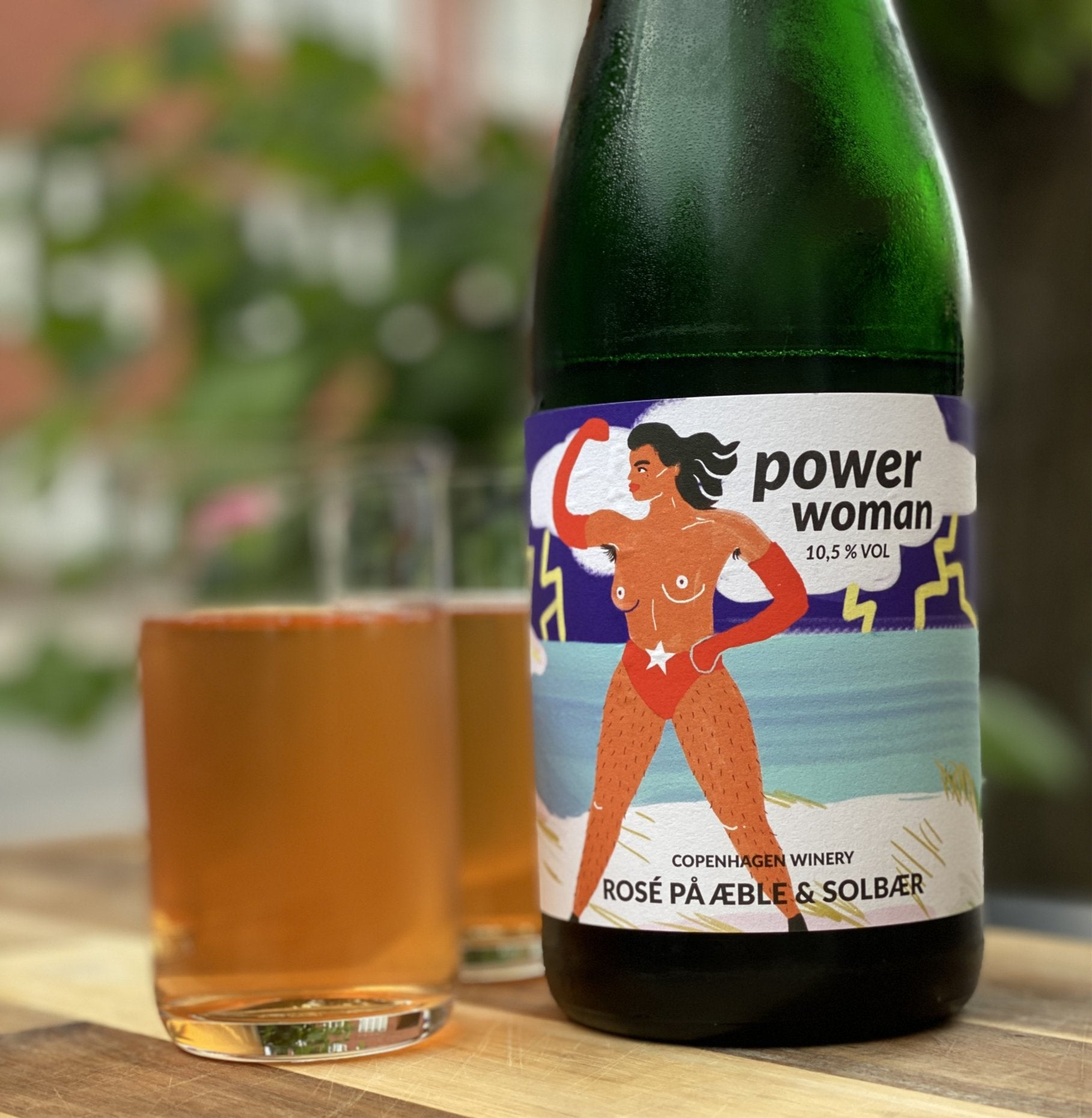 Nordic Bubbles: Power woman - 75 cl (10,5%)