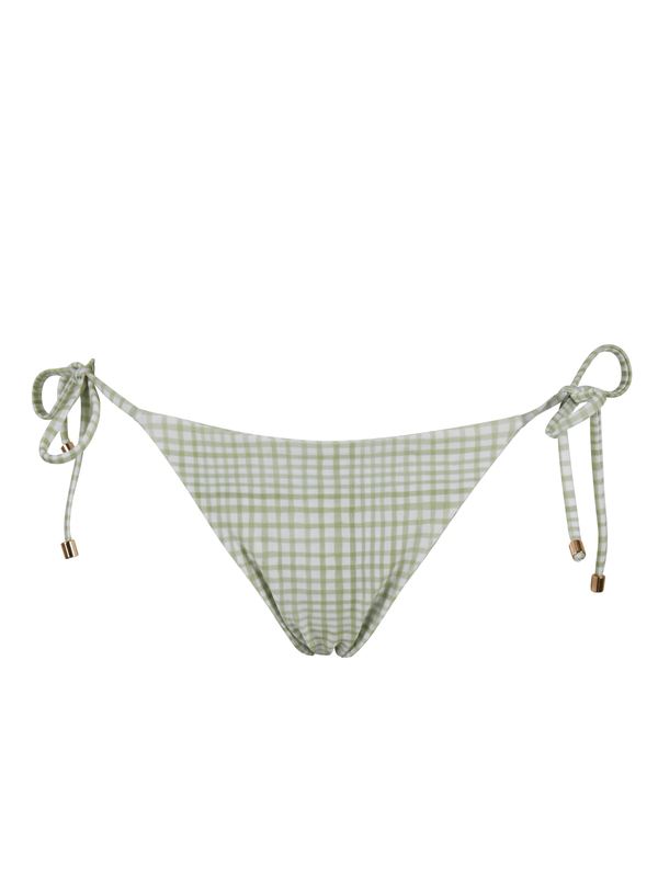 IVY BOTTOM - Gingham Green