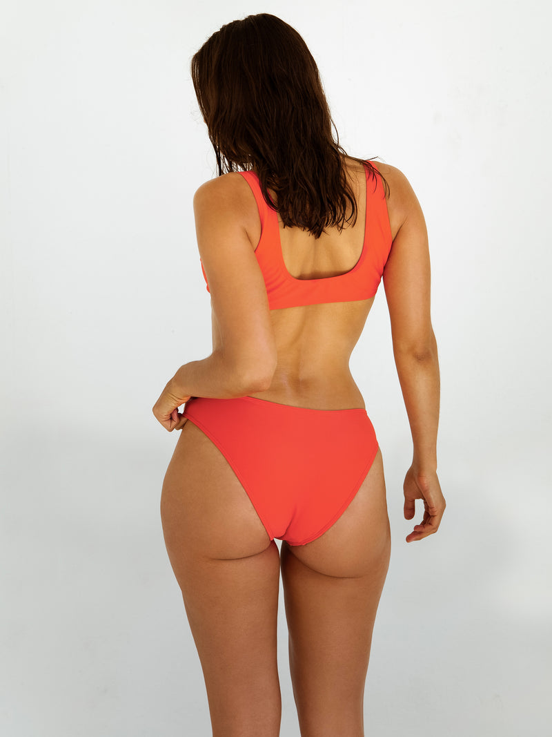 LAURE BOTTOM - Tangerine