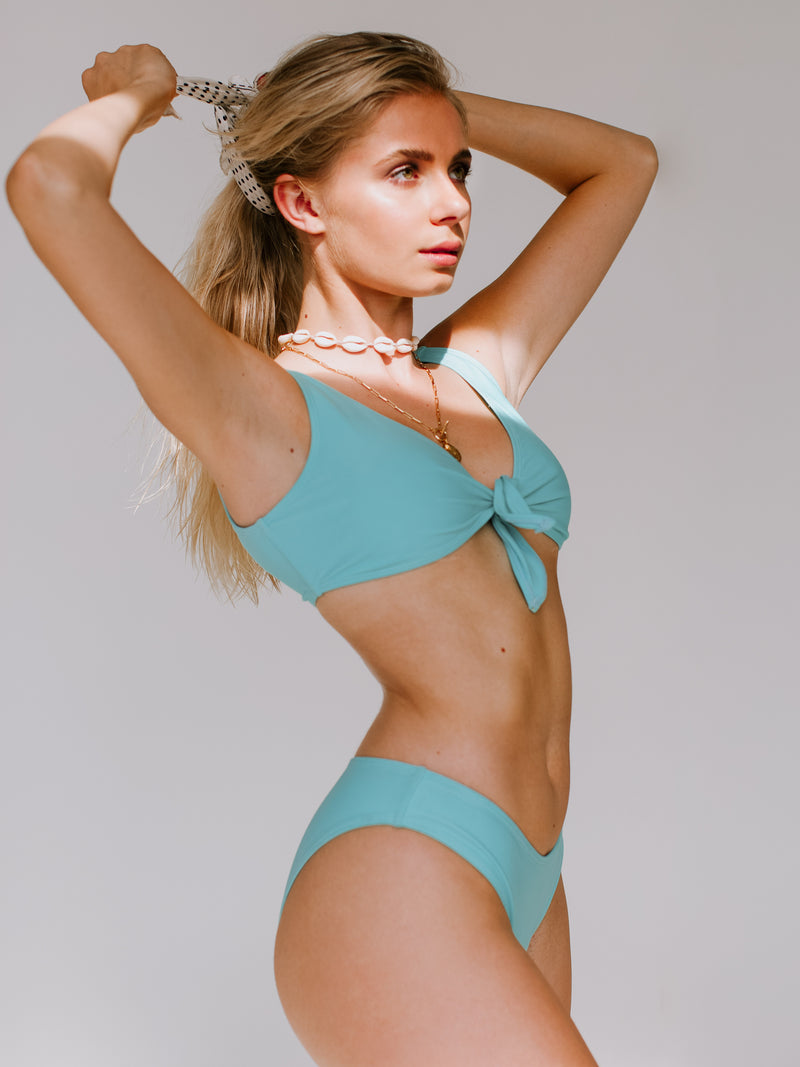 LAURE TOP - Summer Mint