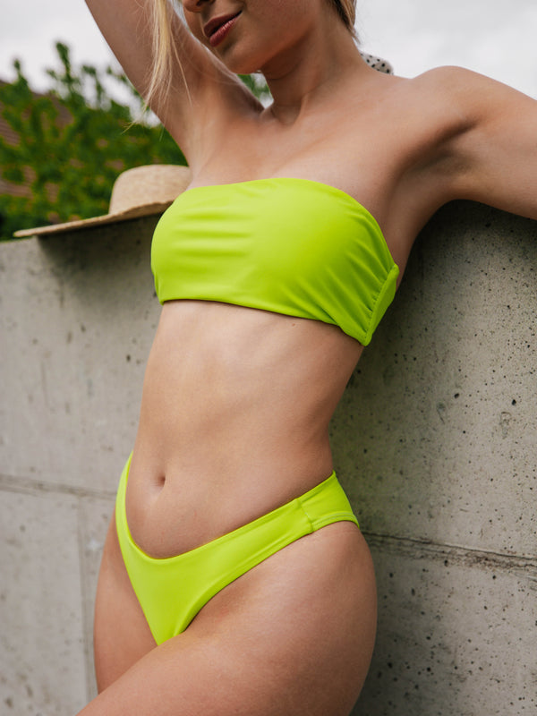 IVY TOP - Lime