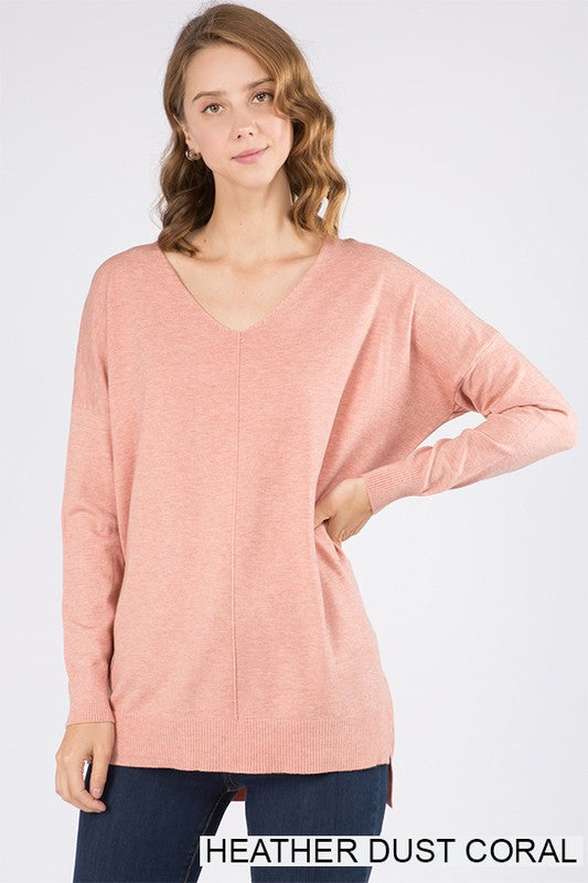 V Neck Dreamers Sweaters